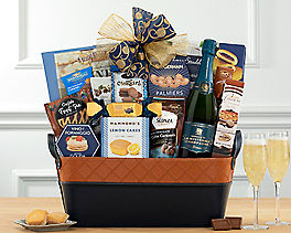 Suggestion - Marquis de La Mysteriale Champagne Gift Basket Original Price is $180