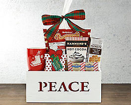 Suggestion - Peace on Earth Cocoa and Chocolate Collection Original Price is $49.95