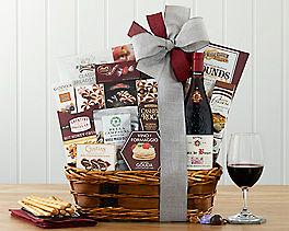 Suggestion - Croix de Bonpas French Red Wine Basket Original Price is $125