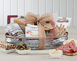 Suggestion - Home for the Holidays Gift Tray