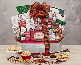 Suggestion - Gran Gourmet Gift Basket Original Price is $180