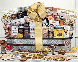 Suggestion - Grand Traditions Ultimate Gourmet Gift Basket