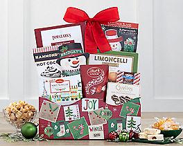 Suggestion - Christmas Greetings Gift Basket