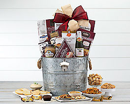 Suggestion - Gourmet Assortment Beverage Tub Original Price is $115