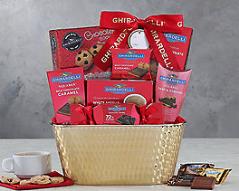 Suggestion - Ghirardelli Chocolate Gift Basket Original Price is $49.95