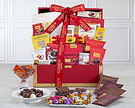 Suggestion - Godiva Chocolate Gift Trunk Original Price is $150