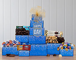 Suggestion - Father's Day Chocolate and More Gift Tower