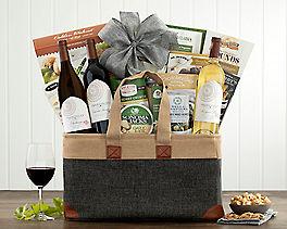 Suggestion - Franciscan Trio Wine Basket Original Price is $150
