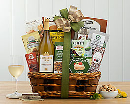 Suggestion - Crossridge Peak Chardonnay Bon Appetit Wine Basket