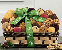 Suggestion - Brownie, Cookie and Cake Assortment Gift Basket