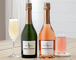 Suggestion - Thomas Jefferson Brut and Brut Rose Duet