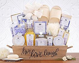 Suggestion - Lavender Vanilla Spa Experience