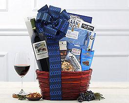 Suggestion - Cliffside Vineyards Malbec Wine Gift Basket