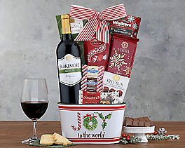 Suggestion - Little Lakes Cabernet Holiday Assortment