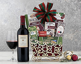 Suggestion - Houdini Napa Valley Cabernet Sleigh