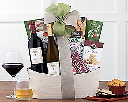 Suggestion - Houdini Napa Valley Duet Wine Basket Original Price is $165