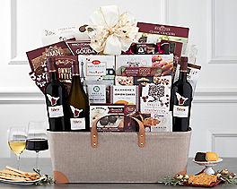 Suggestion - Talaria Vineyards Sonoma Trio Wine Basket