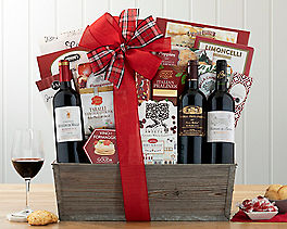 Suggestion - The Bordeaux Collection Wine Basket