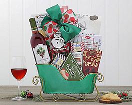 Suggestion - Edenbrook Vineyards White Zinfandel Sleigh Original Price is $69.95