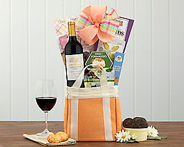 Suggestion - Cliffside Chardonnay Easter Tote