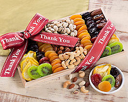 Suggestion - Thank You - Dried Fruit and Nut Collection