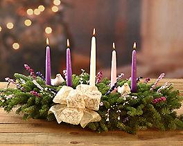 Suggestion - Christmas Grace Advent Centerpiece