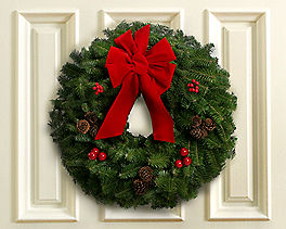 Suggestion - Christmas Wreath (24 inch)