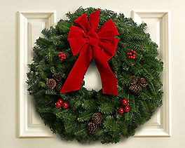 Suggestion - Deluxe Christmas Wreath (30 inch)