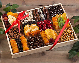 Suggestion - Ultimate Dried Fruit, Chocolate and Nut Collection Original Price is $125.00
