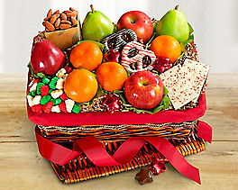 Suggestion - Winter Delights Fruit Basket