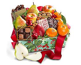 Suggestion - Sweet Christmas Fruit Basket
