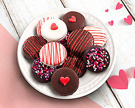 Suggestion - From the Heart Chocolate Covered Oreos Original Price is $49.95