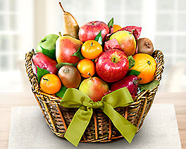 Suggestion - Organic California Collection Fruit Gift Basket Original Price is $125.00