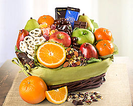 Suggestion - Organic Deluxe Fruit, Sweets and Snacks Original Price is $125