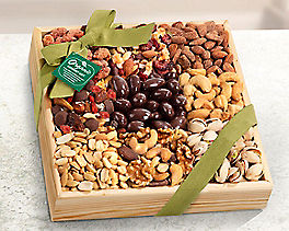 Suggestion - Mendocino Organic Nut Gift Basket