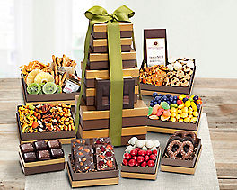 Suggestion - Crowd Pleaser Gift Tower Original Price is $200.00
