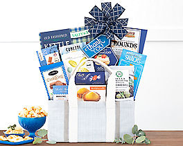 Suggestion - Thanks a Million Gourmet Gift Basket