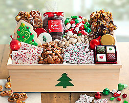 Suggestion - Christmas Sweets Gift Crate Original Price is $150.00