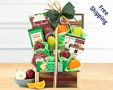 Wine Country Fruit and Favorites Free Shipping