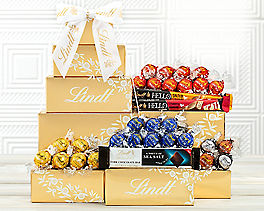 Suggestion - Lindt Chocolate Gift Tower