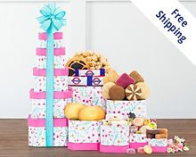 Summer Celebration Tower Free Shipping