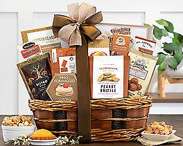 Suggestion - Bon Appetit Gourmet Gift Basket