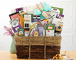 Suggestion - Wine Country Picnic Gift Basket