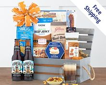 Virgil's Root Beer Collection Gift Basket  Free Shipping