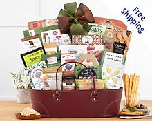 The Classic Gift Basket Gift Basket  Free Shipping