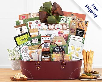 The Classic Gift Basket Free Shipping