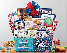 Suggestion - Happy Birthday Gift Basket