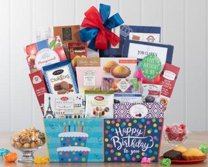 Happy Birthday Gift BasketHappy Basket