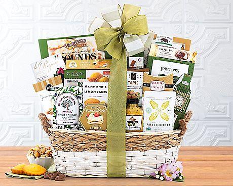 Gourmet Chocolate Caramel Popcorn Tins 3 Pack Gift Baskets