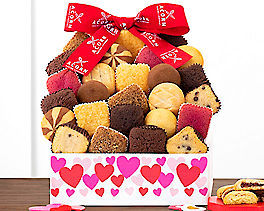 Suggestion - Valentine's Day Cookie and Brownie Gift Crate